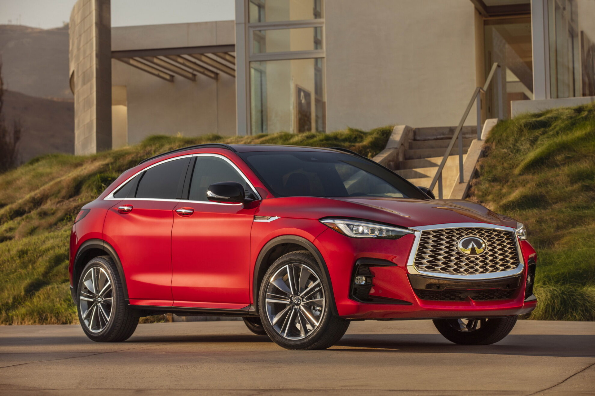 Redesign and Review 2022 Infiniti Qx50 Sport