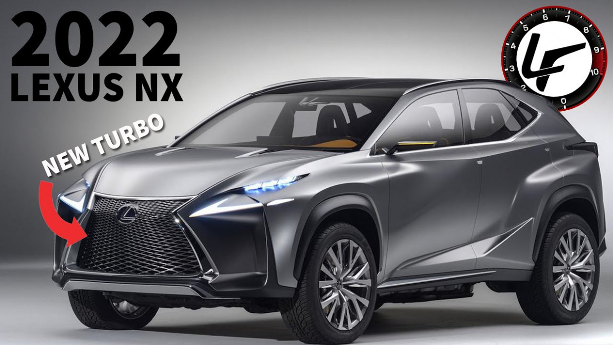 Redesign and Concept 2022 Lexus Nx