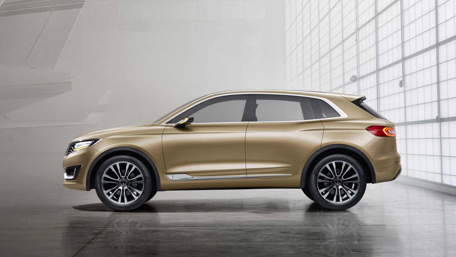 Overview 2022 Lincoln Mkx At Beijing Motor Show