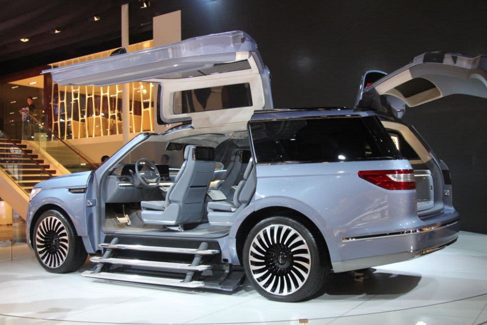 Release 2022 Lincoln Mkx At Beijing Motor Show