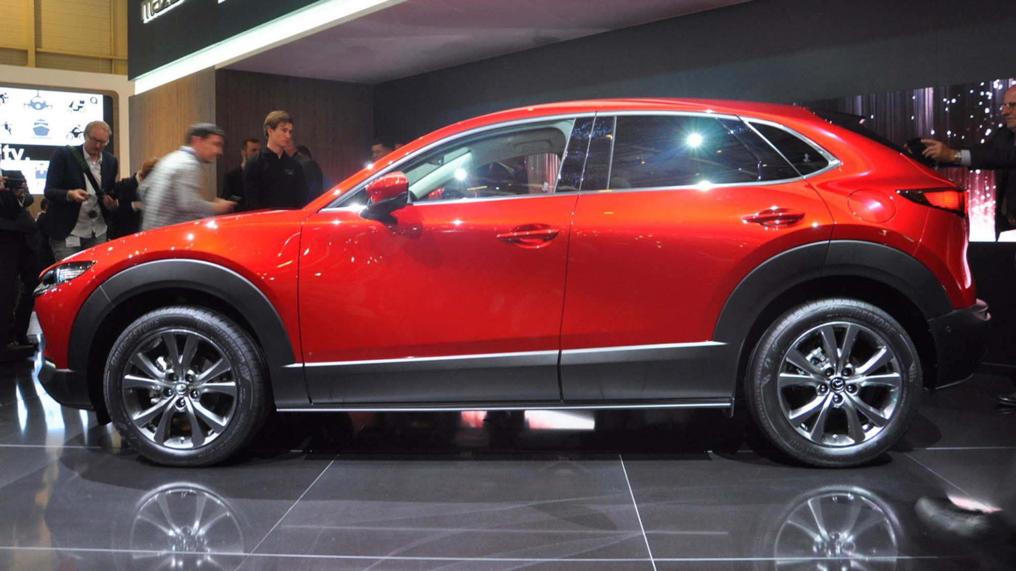 Exterior and Interior 2022 Mazda Cx 3