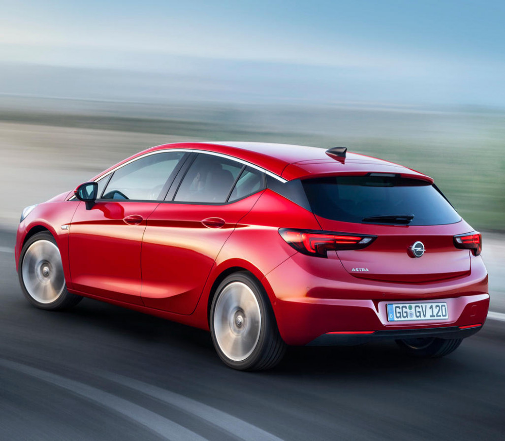 Redesign and Concept 2022 New Astra
