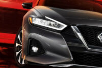 review and release date 2022 nissan maxima release date