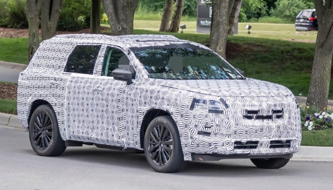 Picture 2022 Nissan Pathfinder Hybrid