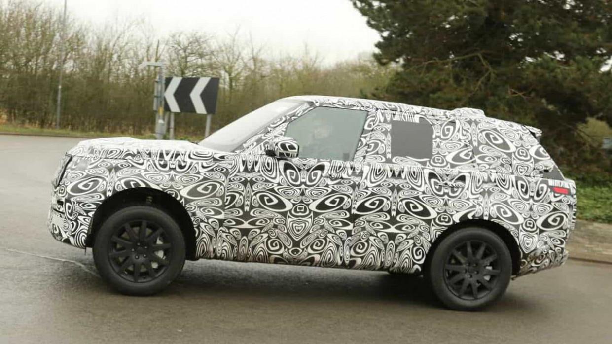 Wallpaper 2022 Range Rover Sport