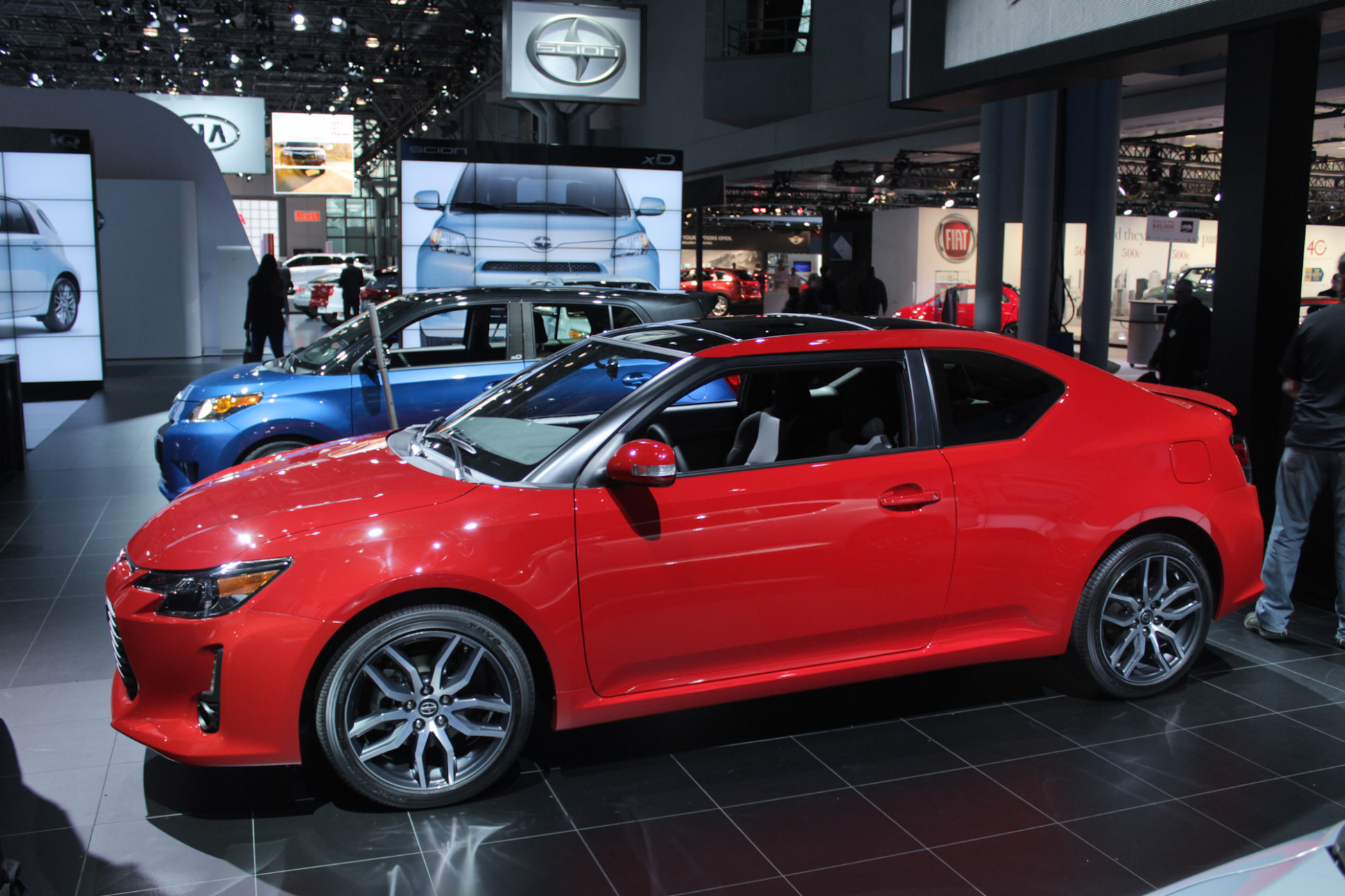 Release Date and Concept 2022 Scion TC