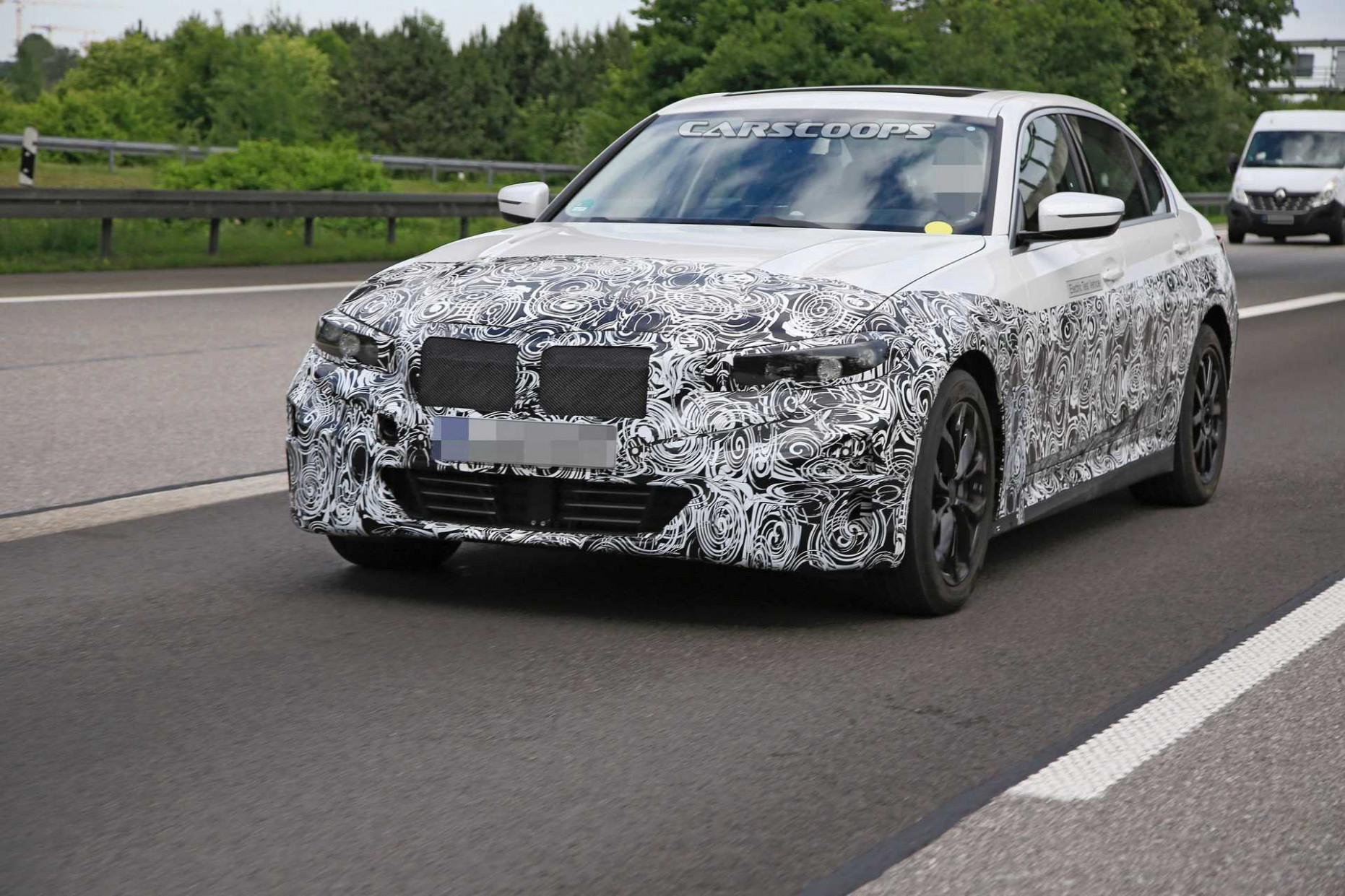 Release Date and Concept 2022 Spy Shots BMW 3 Series
