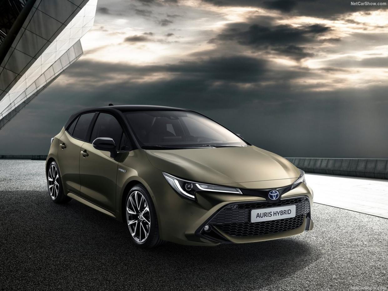 New Concept 2022 Toyota Auris