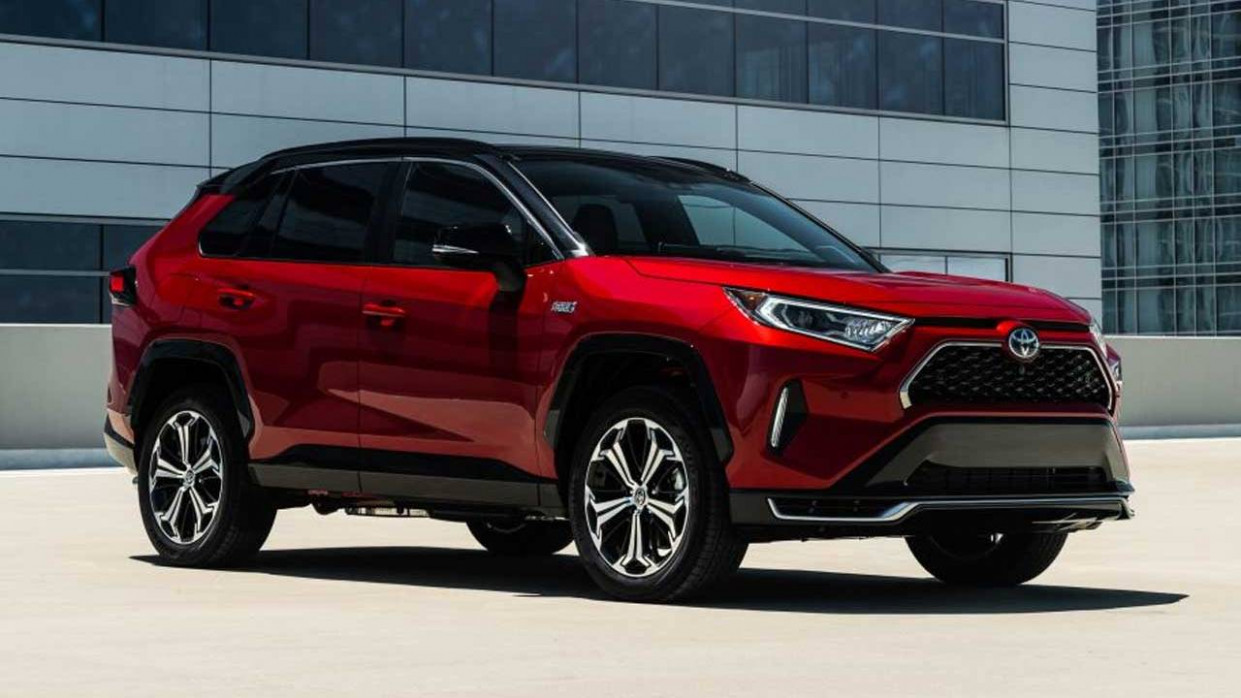 Prices 2022 Toyota Rav4 Hybrid
