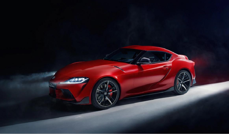 Pictures 2022 Toyota Supra