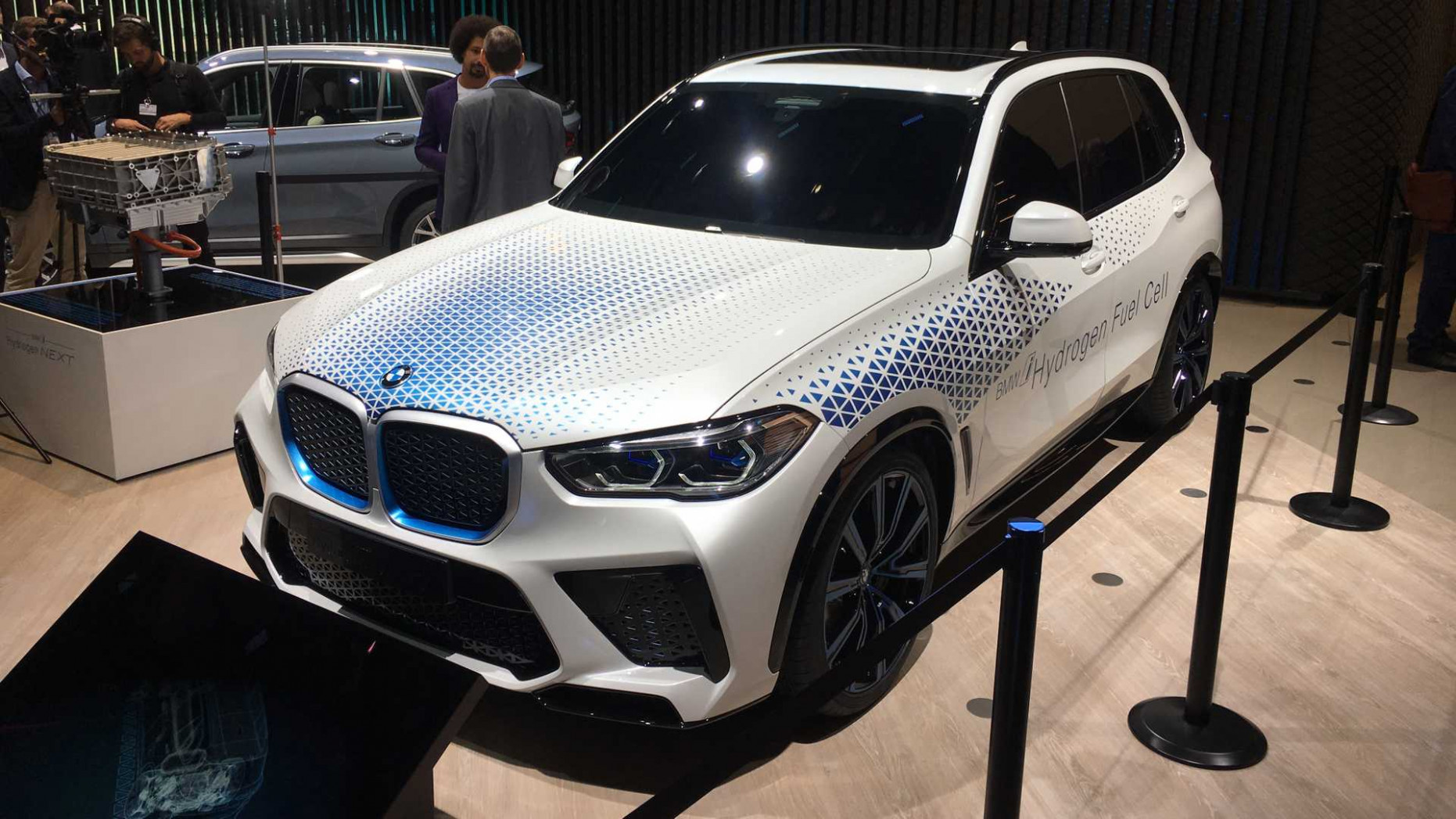 Speed Test BMW Edrive 2022