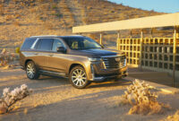 review and release date build 2022 cadillac escalade