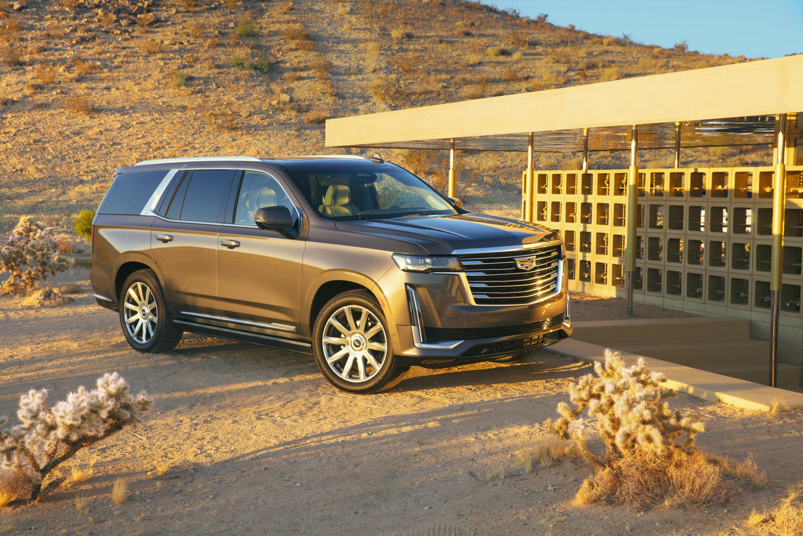 Price Build 2022 Cadillac Escalade