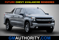 review and release date chevrolet avalanche 2022