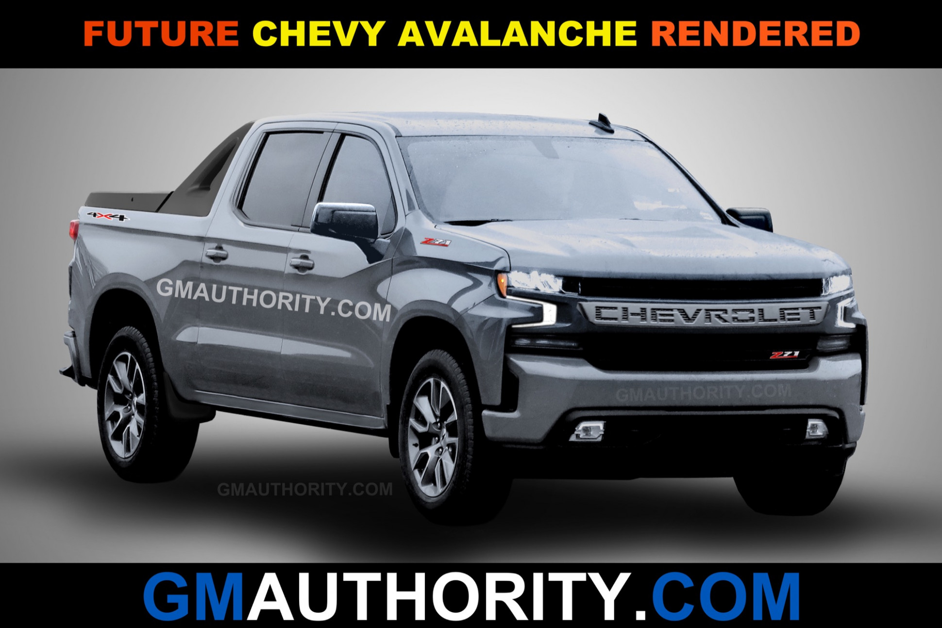 History Chevrolet Avalanche 2022