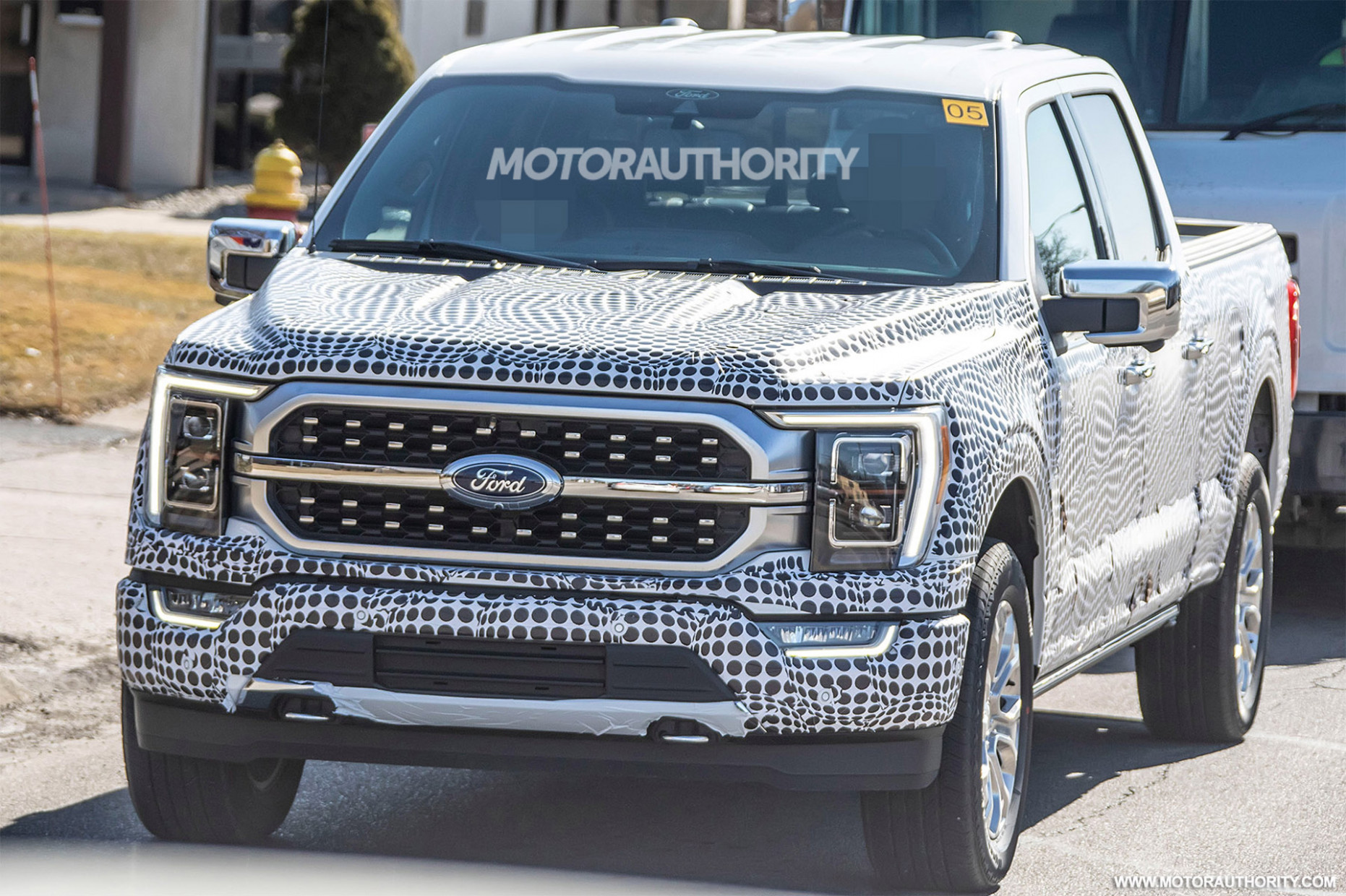 Speed Test Ford Heavy Duty 2022