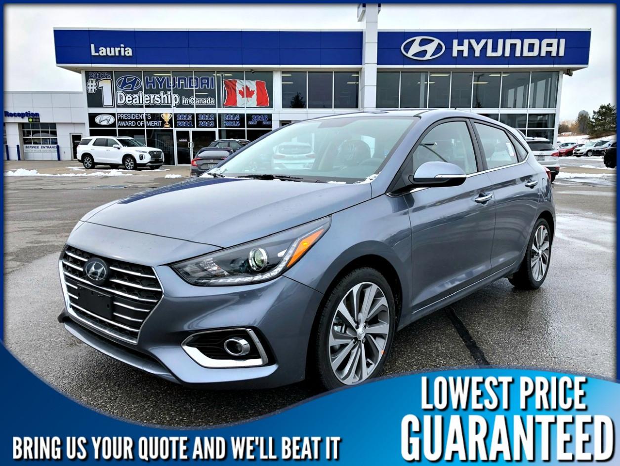 Pictures Hyundai Accent 2022