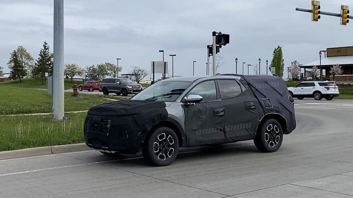 Photos Hyundai Pickup Truck 2022