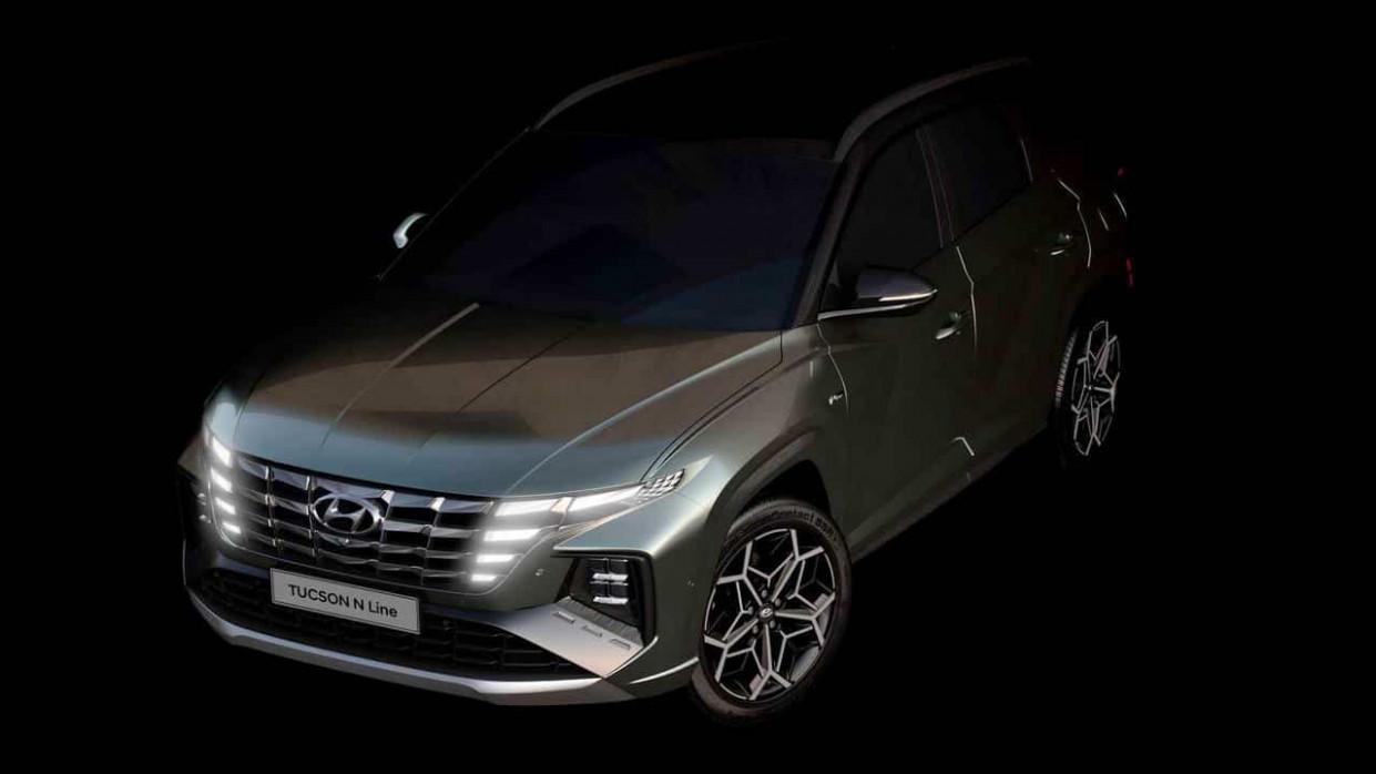 Ratings Hyundai Tucson N Line 2022