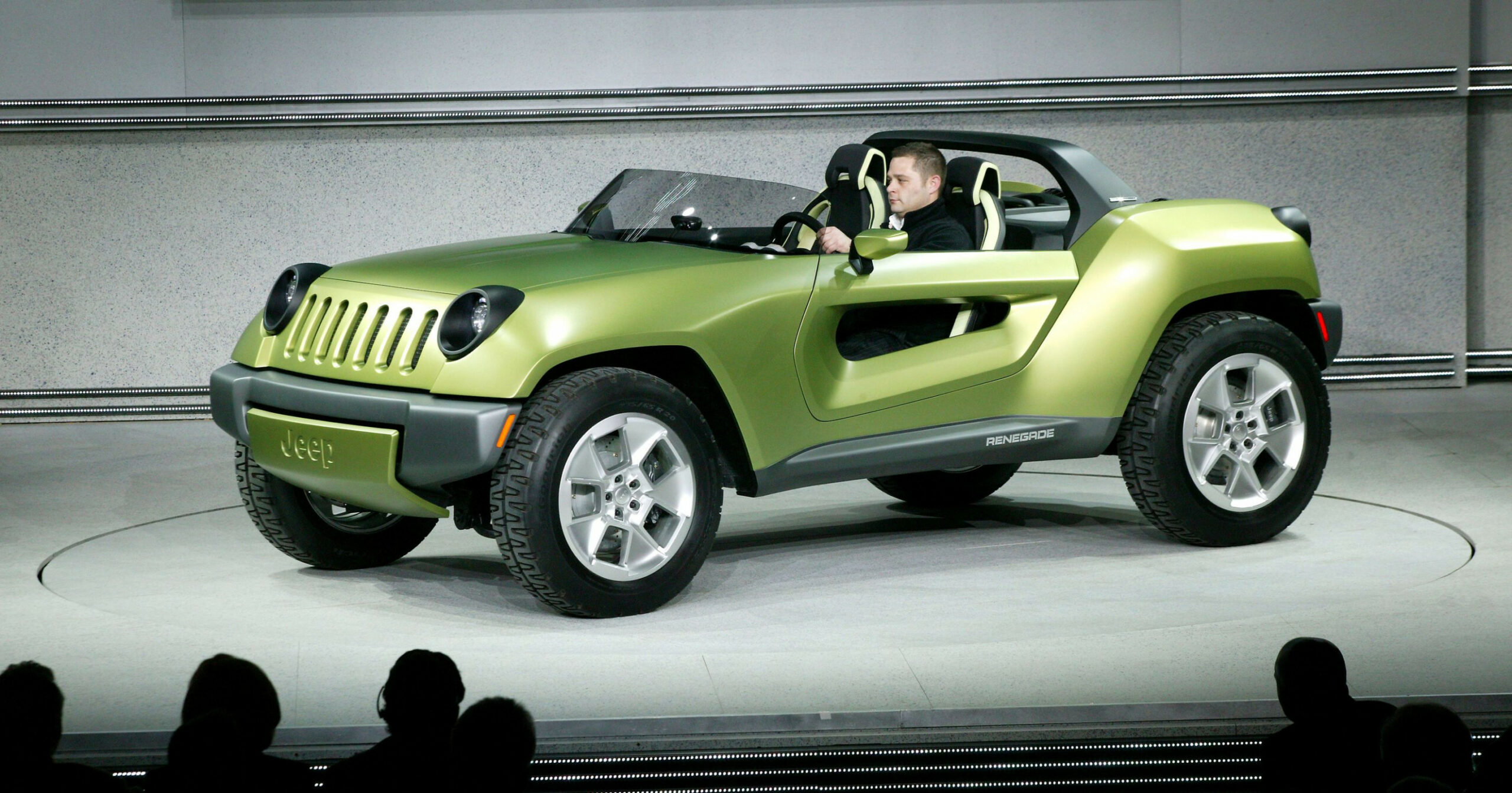 History Jeep Electric 2022