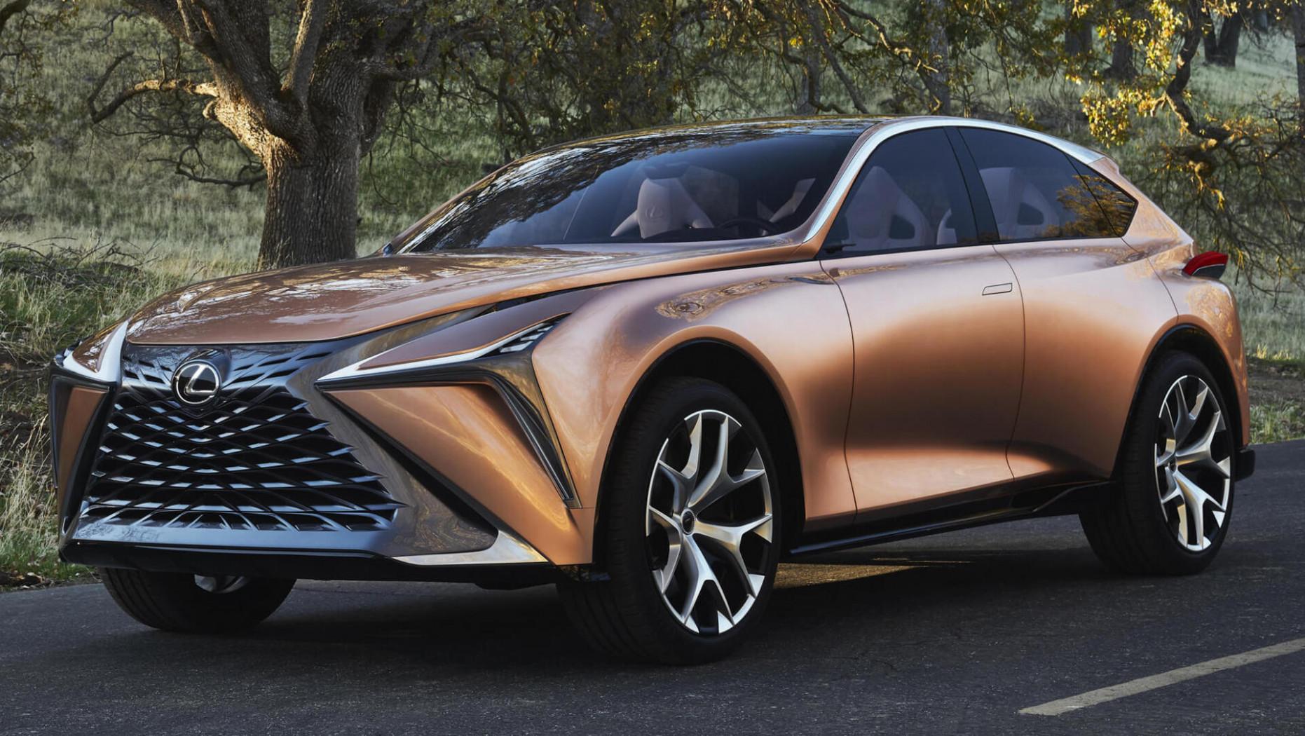 New Concept Lexus Is Update 2022