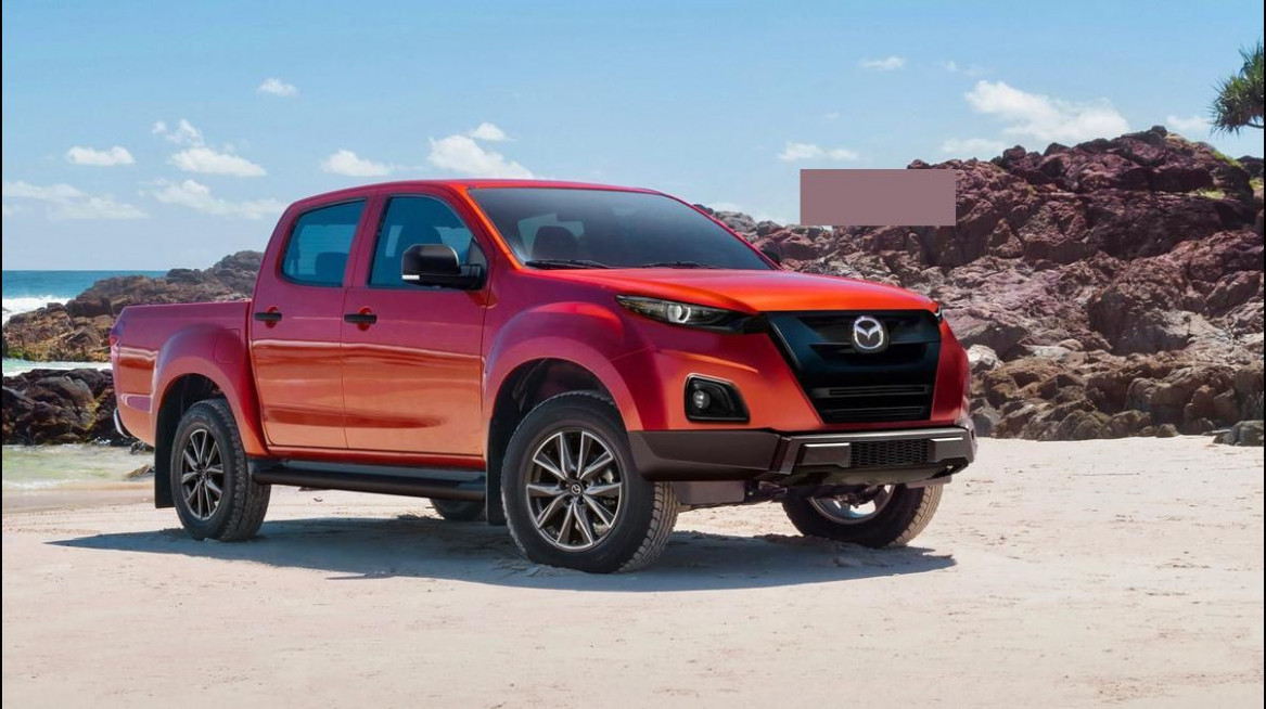 Specs and Review Mazda Bt 50 Pro 2022