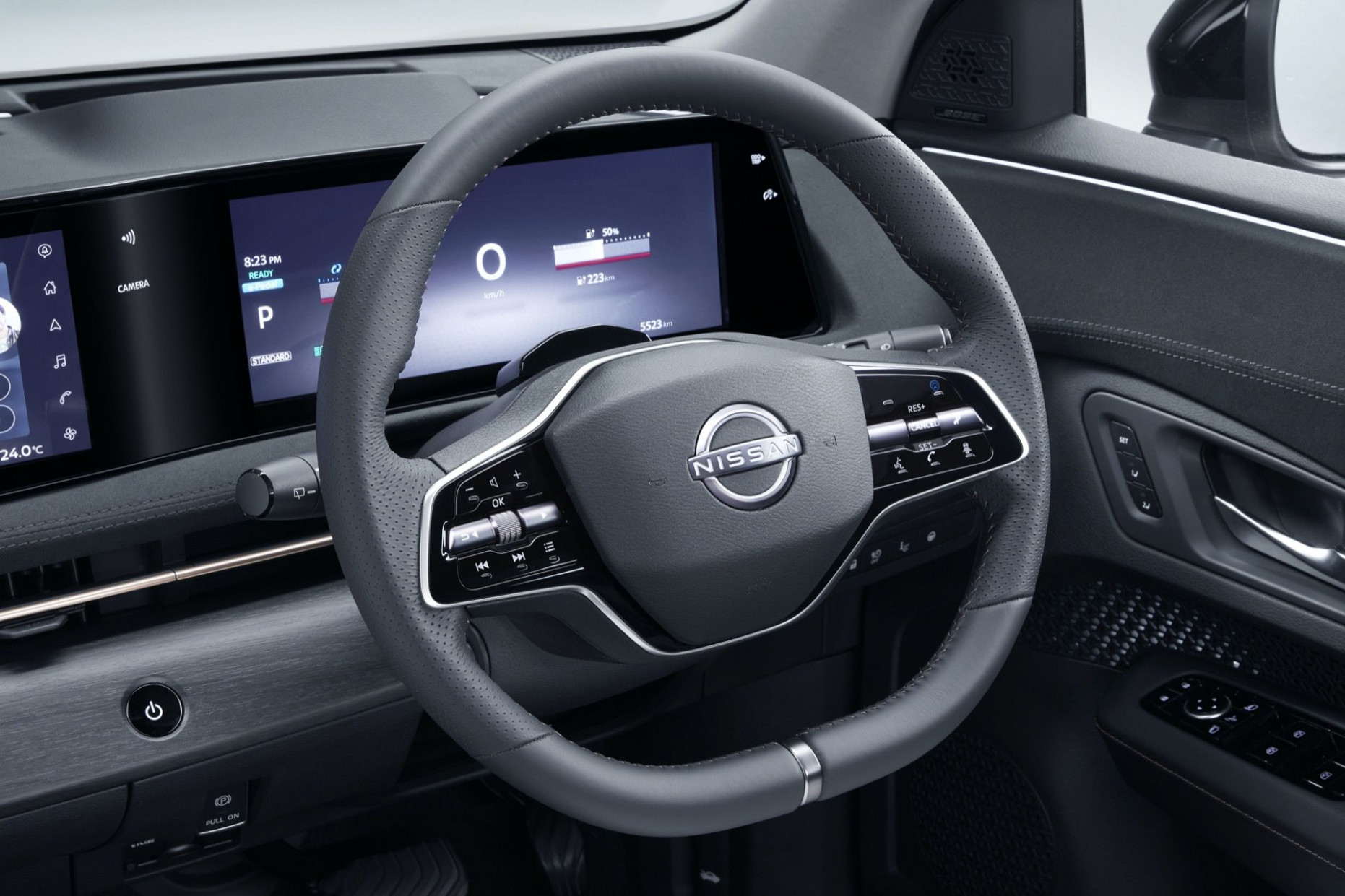 Performance and New Engine Nissan Concept 2022 Interior