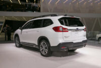 review and release date subaru ascent 2019 vs 2022