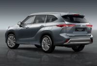 review and release date toyota highlander 2022