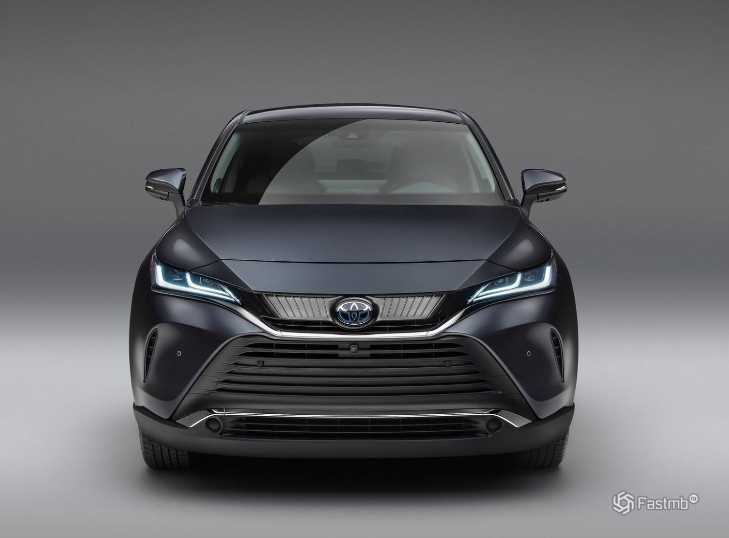 History Toyota Venza 2022