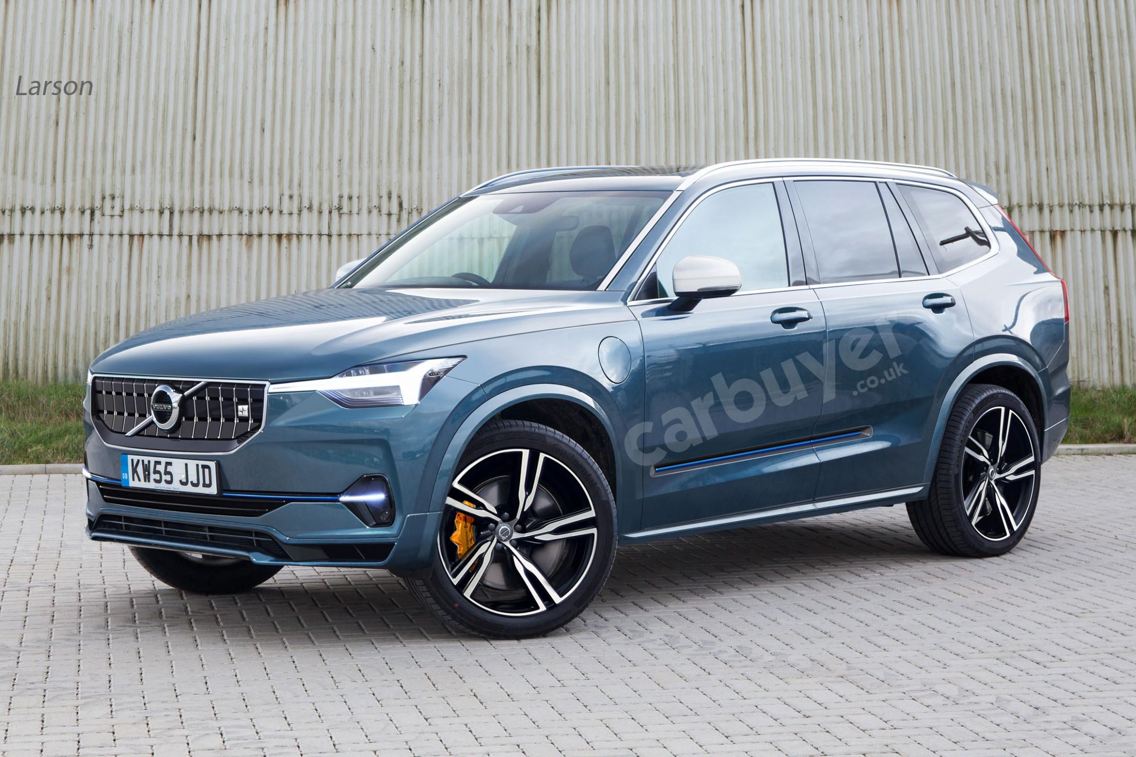 First Drive Volvo Ev 2022