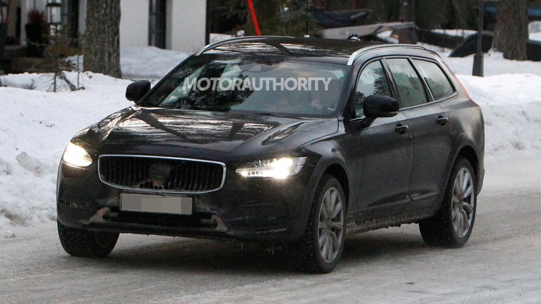 Spesification Volvo Facelift Xc60 2022