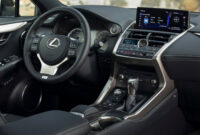 review and release date when do 2022 lexus nx come out