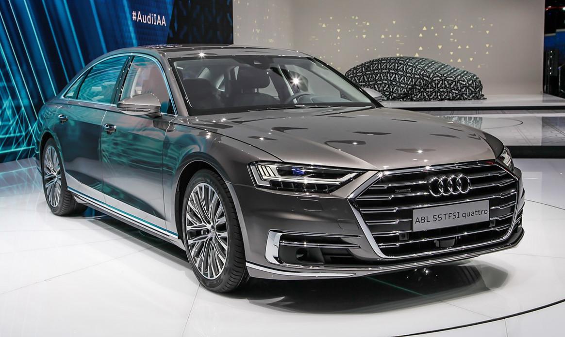 Images Audi A8