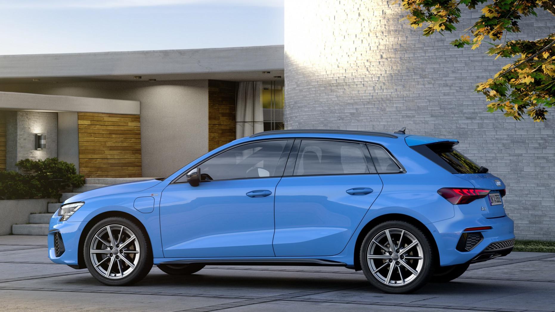 Interior Audi Plug In Hybrid 2022