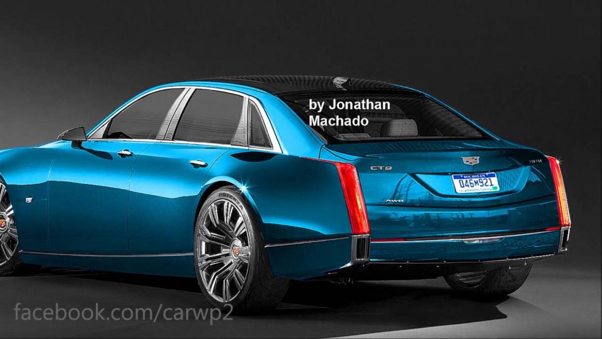 Review Cadillac Ct9 2022