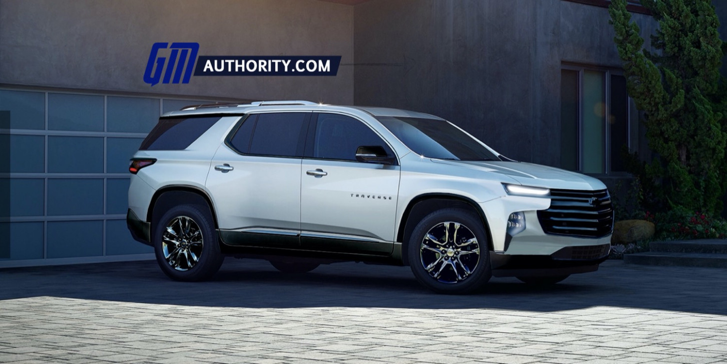 Price, Design and Review Chevrolet Traverse 2022