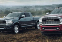 review dodge ram 2022 models