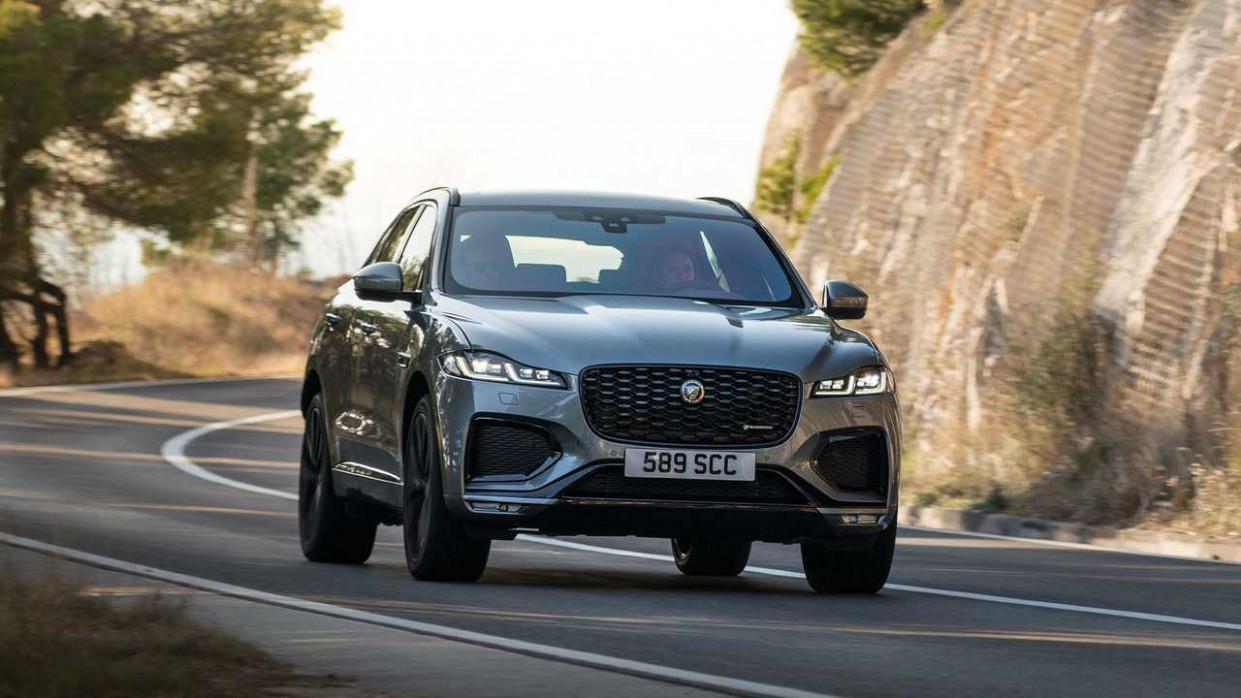 Interior Jaguar Engines 2022