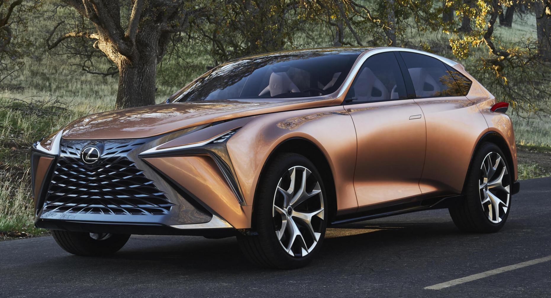 Configurations Lexus Truck 2022