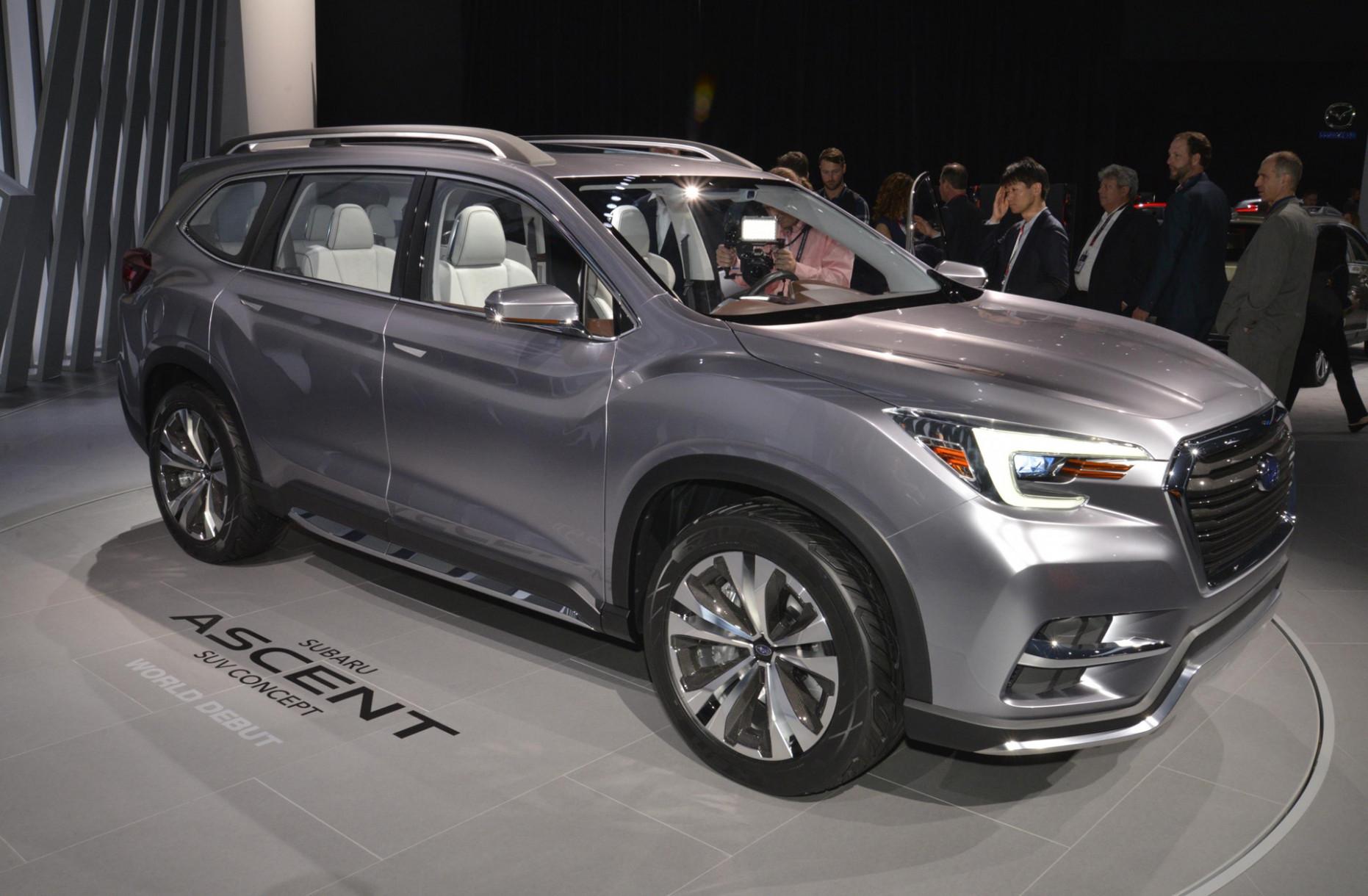 Engine Subaru Ascent 2022