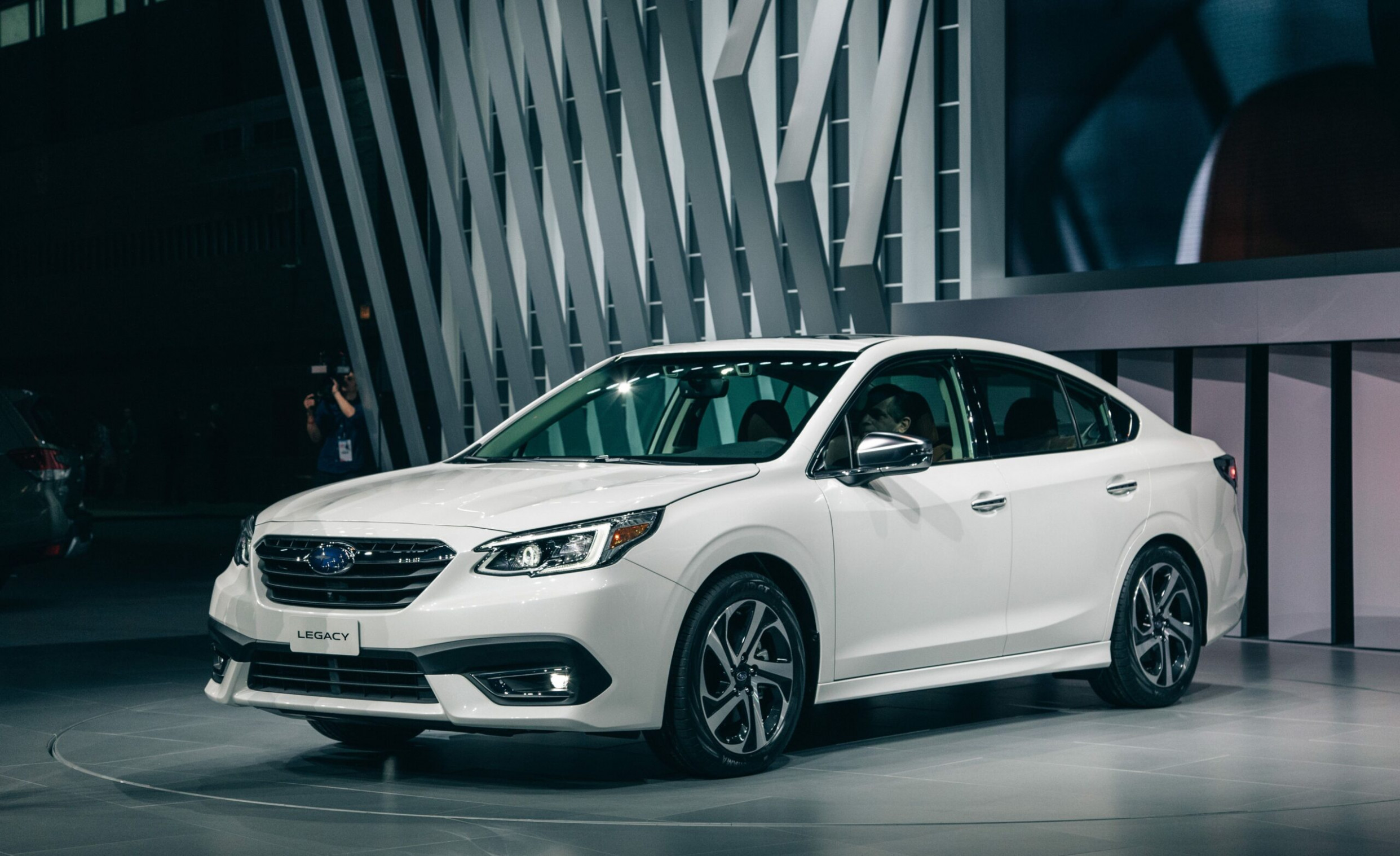 New Concept Subaru New Legacy 2022