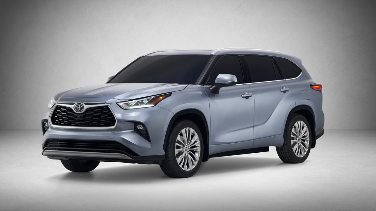 Price and Release date Toyota Highlander 2022