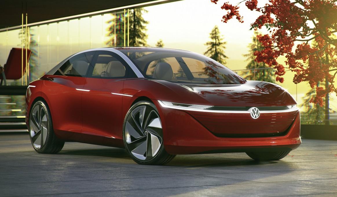 Redesign and Concept Volkswagen Sedan 2022