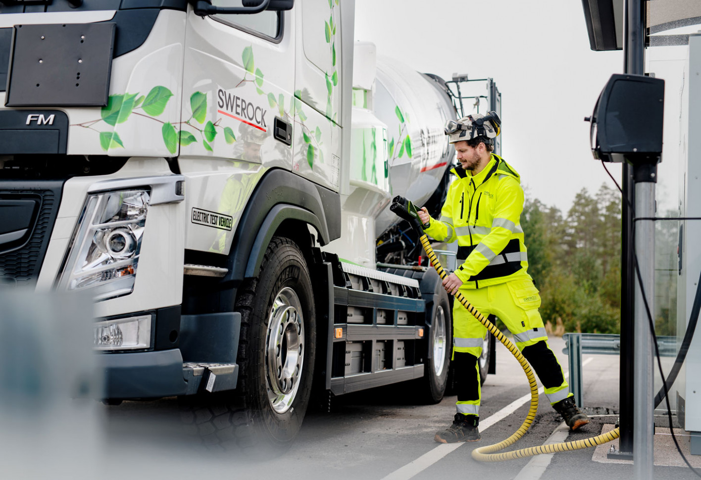 Release Volvo 2022 Safety Goal