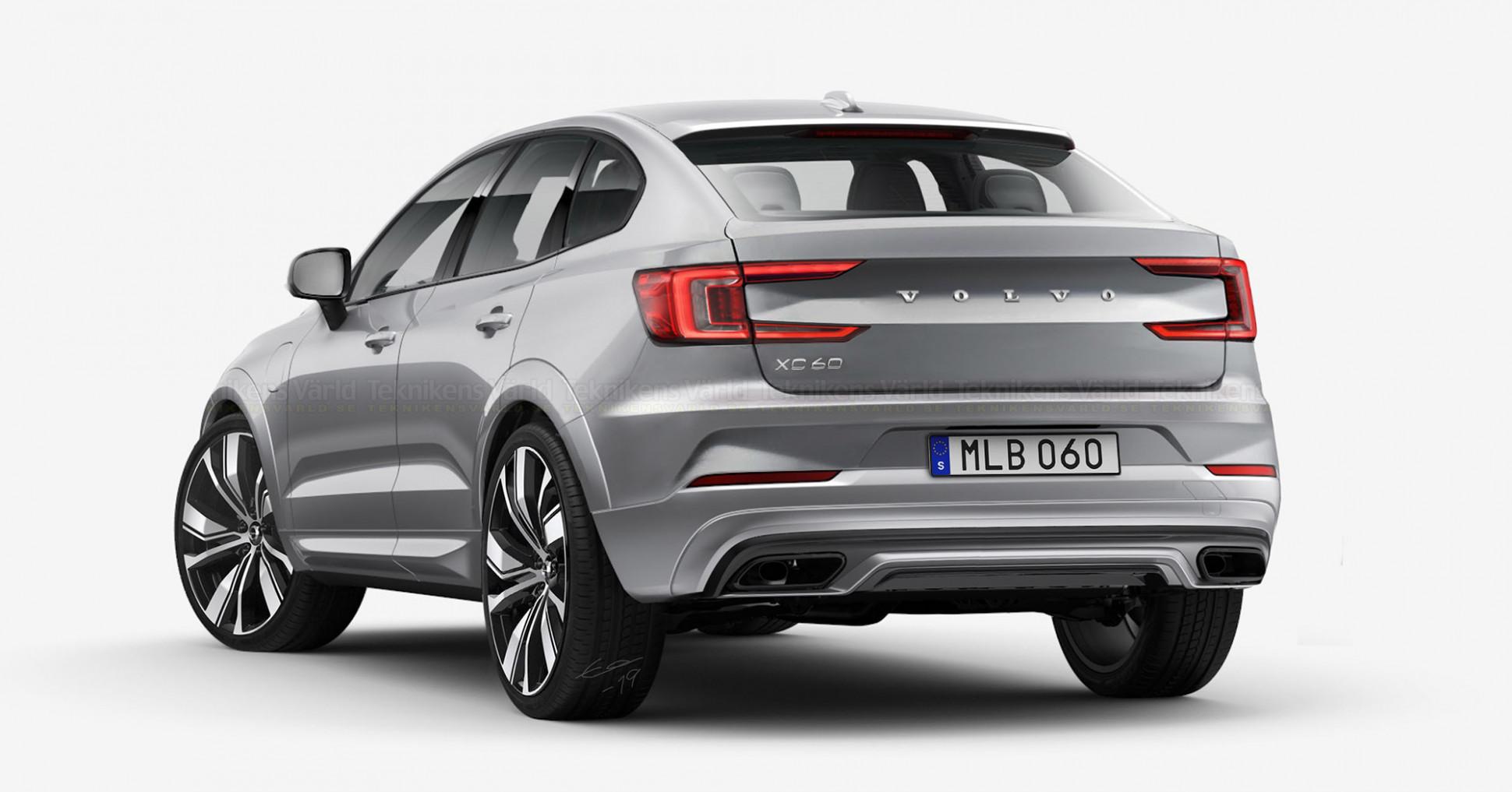 Spesification Volvo Modellår 2022