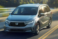 review when does 2022 honda odyssey come out