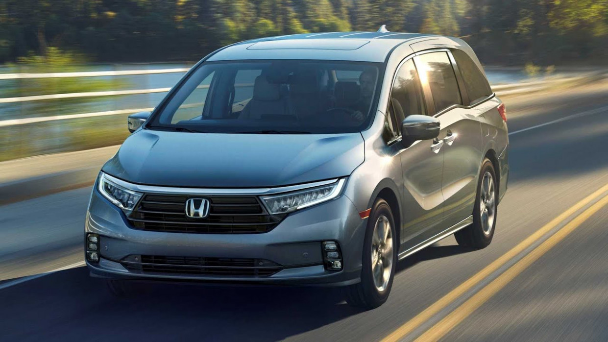 Configurations When Does 2022 Honda Odyssey Come Out