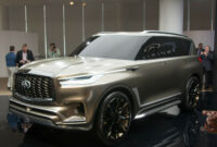 review when does the 2022 infiniti qx80 come out