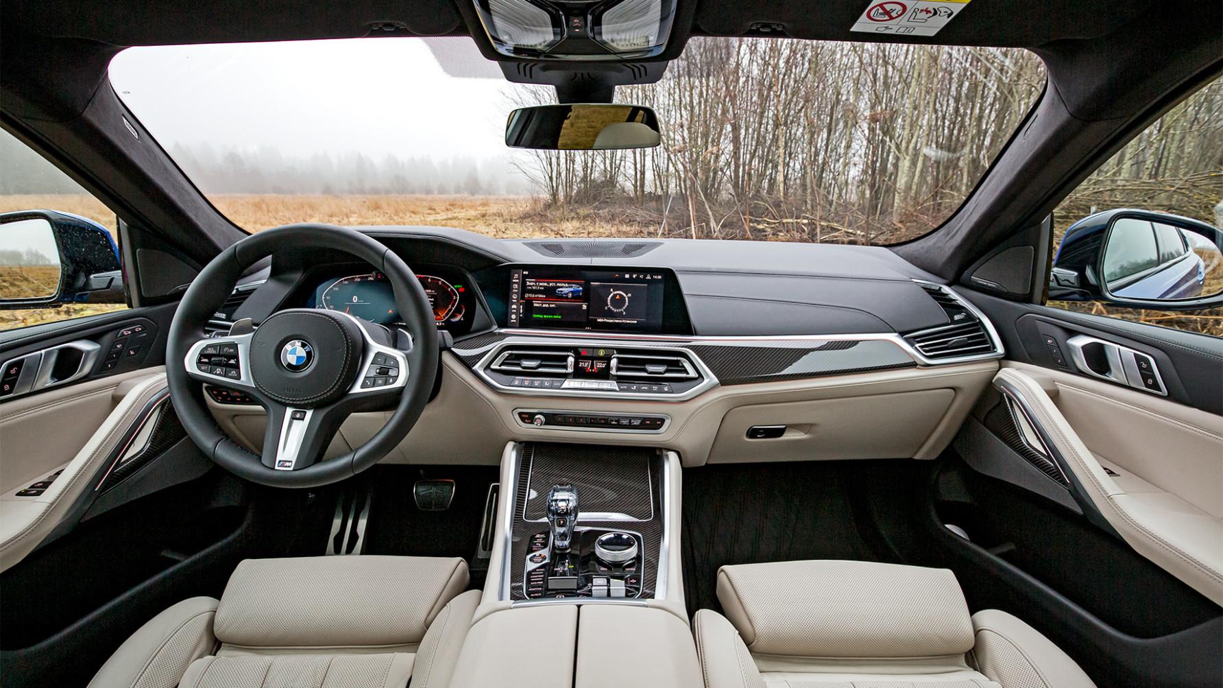 First Drive 2022 BMW X6